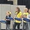 MES Steel Drum Band performs